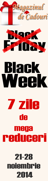 Black Friday Magazin Cadouri