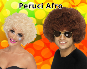 peruci afro