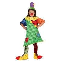 Costumatie Clovn fetite 7-9 ani