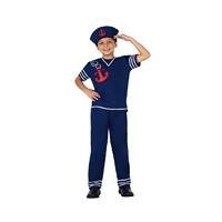 Costum Marinar copii 5-6 ani