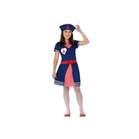 Costum Marinar fete 5-6 ani