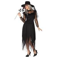 Costum Vaduva Neagra XS-S