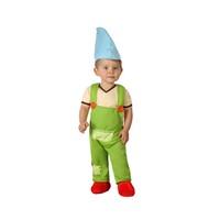 Costumatie Green Elf baietei 0-6 luni