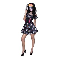 Costumatie Day of The Dead 36-38