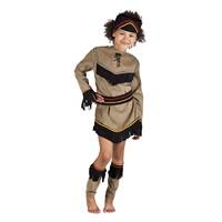 Costum Indian Fetite 7-9 ani