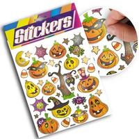 Abtibilduri Halloween