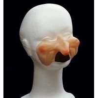 Masca Funny cu Mustata