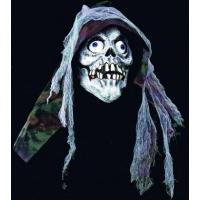 Masca Halloween - Schelet cu Gluga