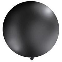 Balon Imens Negru 1 metru