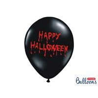 Set 6 Baloane Happy Halloween