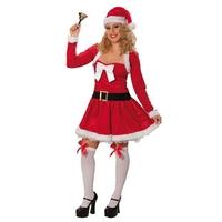 Costumatie Miss Craciunita XS