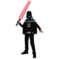 Costum Darth Vader copii 8-10 ani