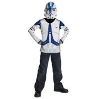 Costum Clone Trooper pentru copii 5-7 ani