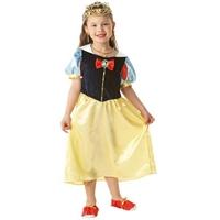 Cutie Cadou Costum Alba ca Zapada fetite 3-4 ani