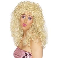 Peruca Boogie - Blonda