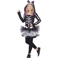 Costum Skelly Cat pentru copii 7-9 ani