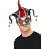 Masca Venetiana Arlechino