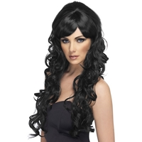 Peruca Pop Starlet bruneta