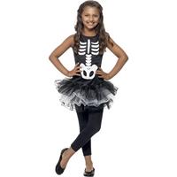 Costumatie Skeleton fetite 7-9 ani