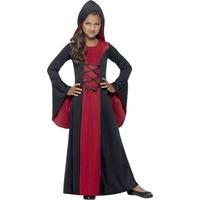 Costumatie Printesa Vampir pentru fetite 7-9 ani