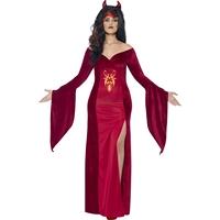 Costum Diavolita XL