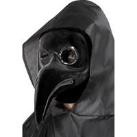 Masca Doctor Ciuma Negru