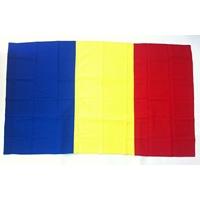 Steag Romania tricolor 135 x 90 cm