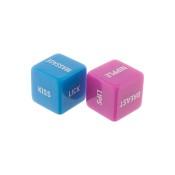 Set 2 Zaruri Erotice Roz/Albastru