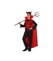 Costumatie Print Diavol 7-9 ani