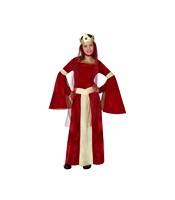 Costum Medieval fetite 7-9 ani