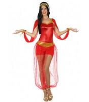 Costum Arabesc Rosu XS-S