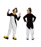 Costum Pinguin 5-6 ani
