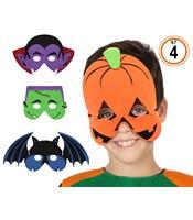 Masca Halloween 4 tipuri