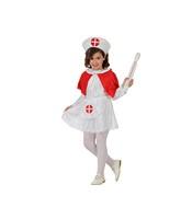 Costum Asistenta pentru fetite 3-4 ani