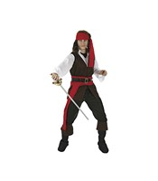 Costumatie Pirat M-L