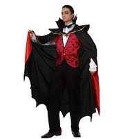 Costumatie Vampir Red M-L