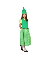 Costumatie Elf pentru fete 10-12 ani