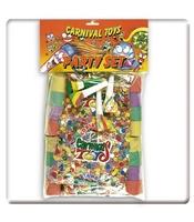 Set accesorii petrecere (4 trompete, 4 confetti, 4 fanioane)