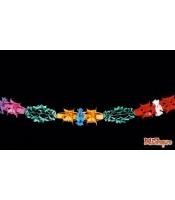 Ghirlanda Floare Multicolora