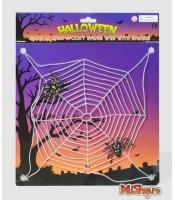 Panza paianjen fosforescenta Halloween
