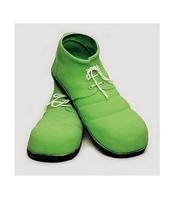 Pantofi Clovn Copii verzi