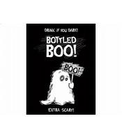 Eticheta Bauturi Bottled Boo