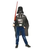 Cutie cadou Set Accesorii Costumatie Darth Vader pentru copii