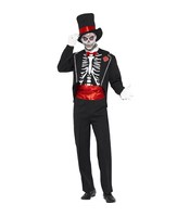 Costum Day of The Dead L
