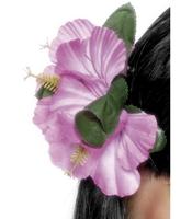Floare Hawaii - agrafa de par