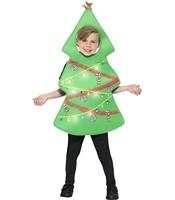 Costum Brad de Craciun 7-9 ani