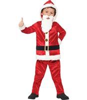 Costum Mos Craciun Copii 10-12 ani
