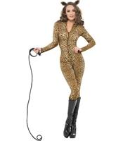 Costumatie Leopard XS