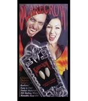 Dinti colti vampir Deluxe Classic si adeziv