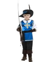 Costum Muschetar copii 4-6 ani
